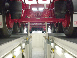 load simulator lift system